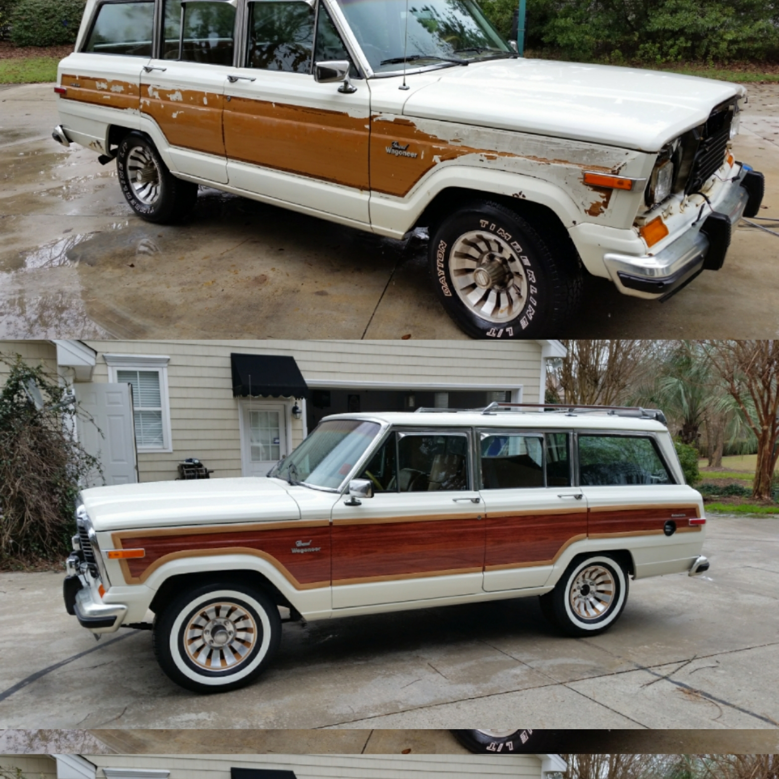 -----------------------1984 Jeep Grand Wagoneer Restored-----------------------