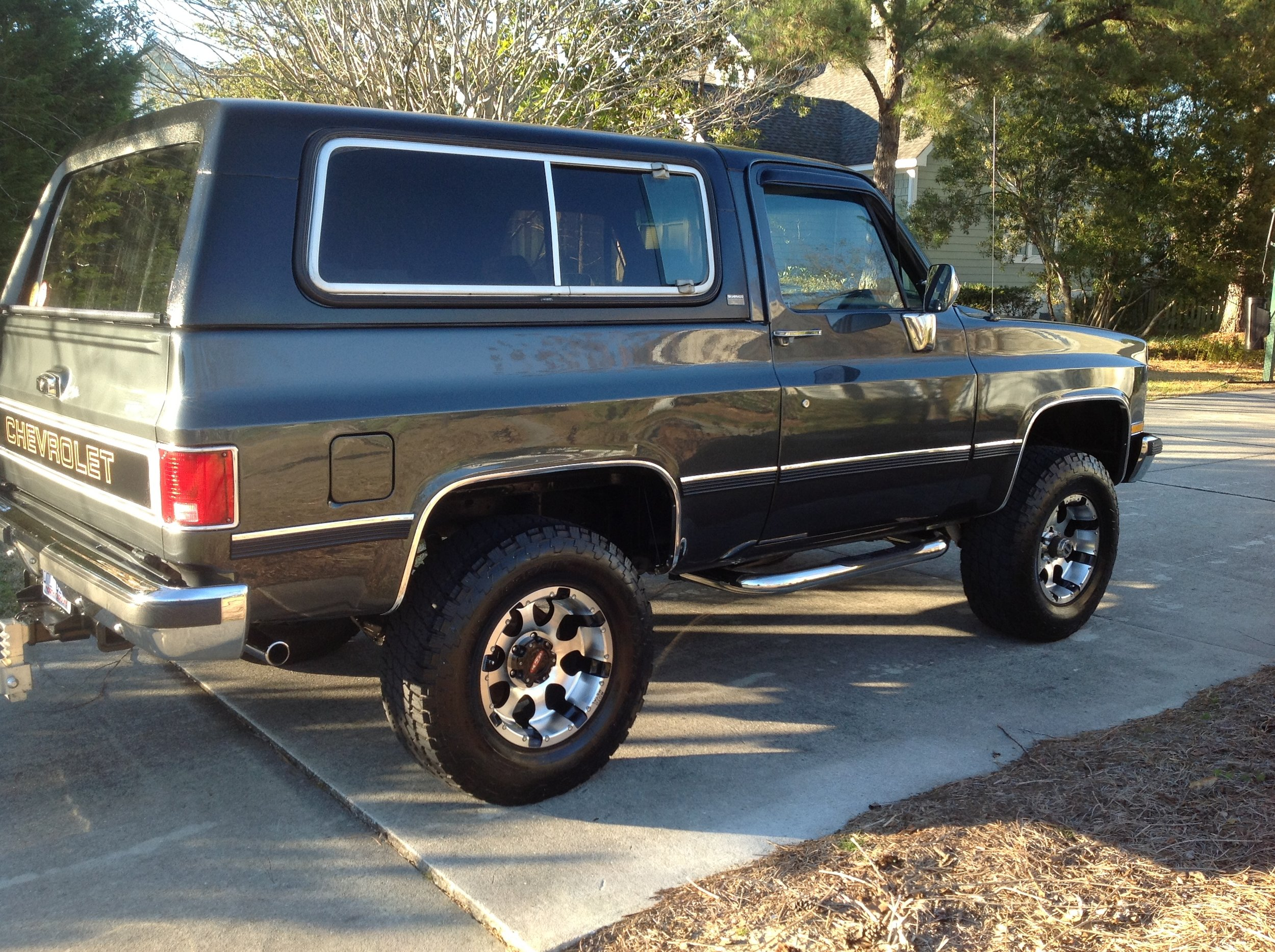 k5 blazer restored wilmington nc