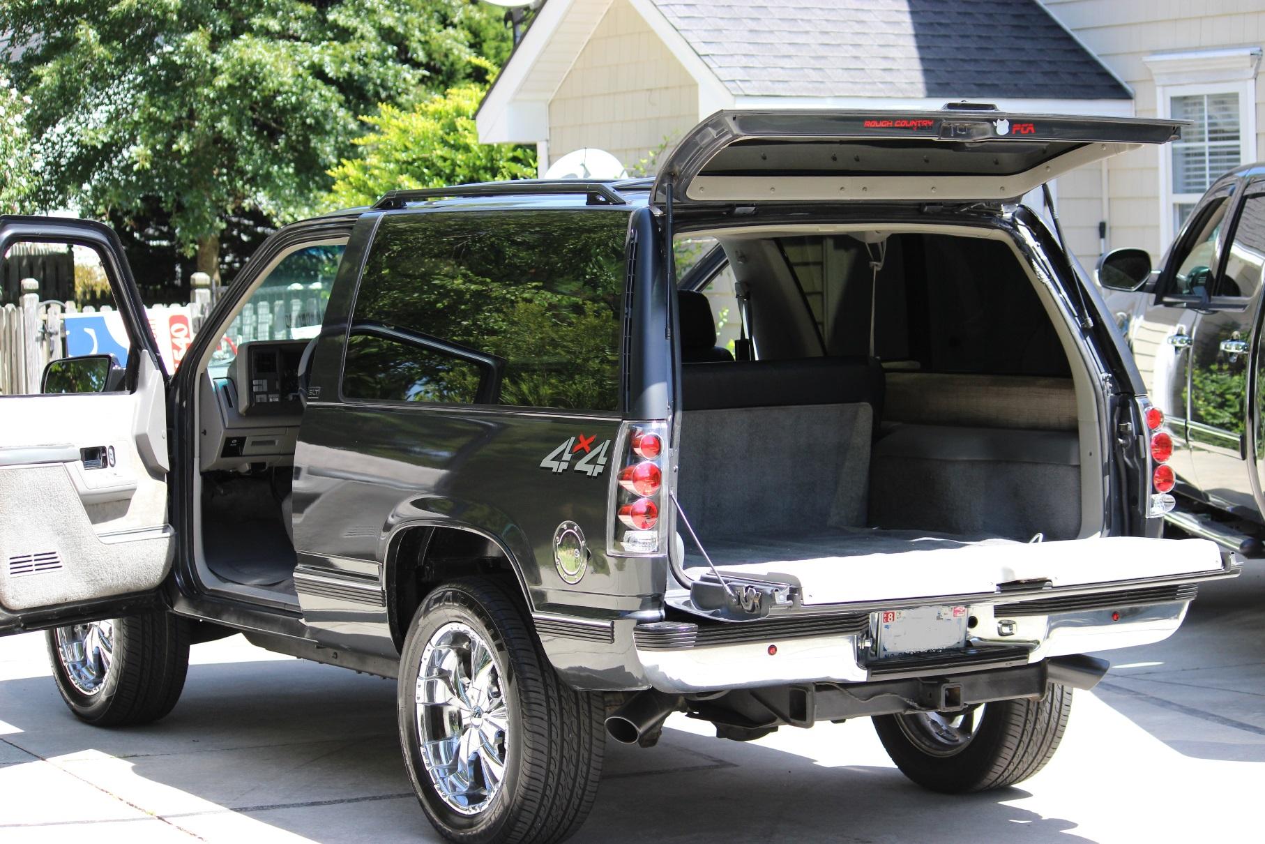 1993 Classic Yukon Tahoe 2 door