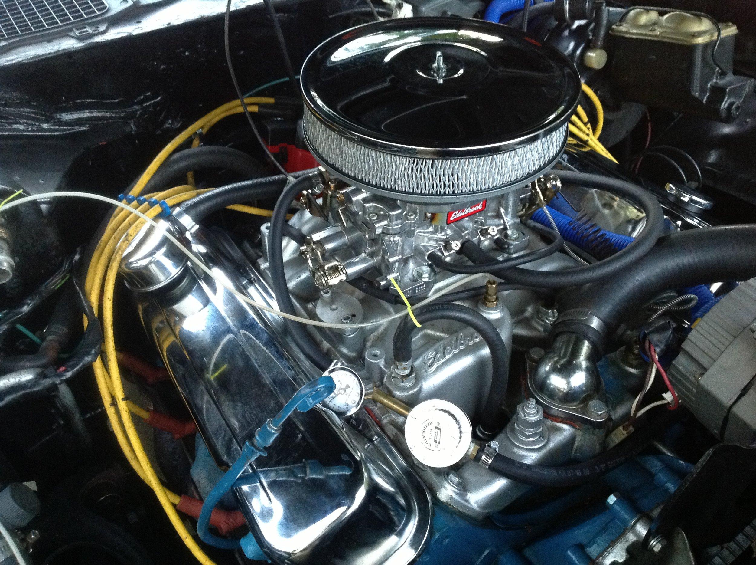 1979 Pontiac Trans Am Engine Restore