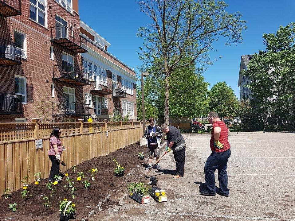 Adam%2c Rebecca%2c Evan and Ryan planting.jpg