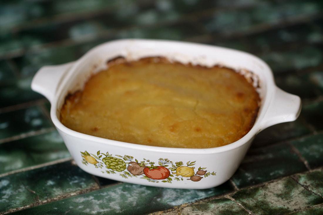 ShepHerd's Pie -
