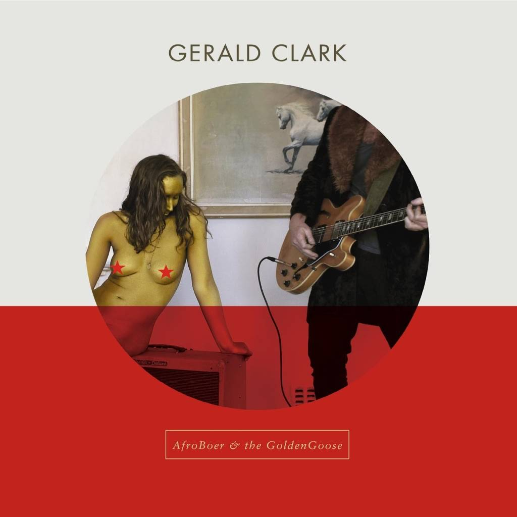 Gerald Clark-Afroboer and the golden goose - I first played with Gerald in 2010 and it was love at first gig. This album was recored live in a farm house in wellington together with Schulk van der Merwe(bass), Henry Steel(guitar), Simon Orange(keys) and Tim Rankin on sound and drums. Tim and I did a few tracks double drums and I think he did an amazing job in tracking this album.
