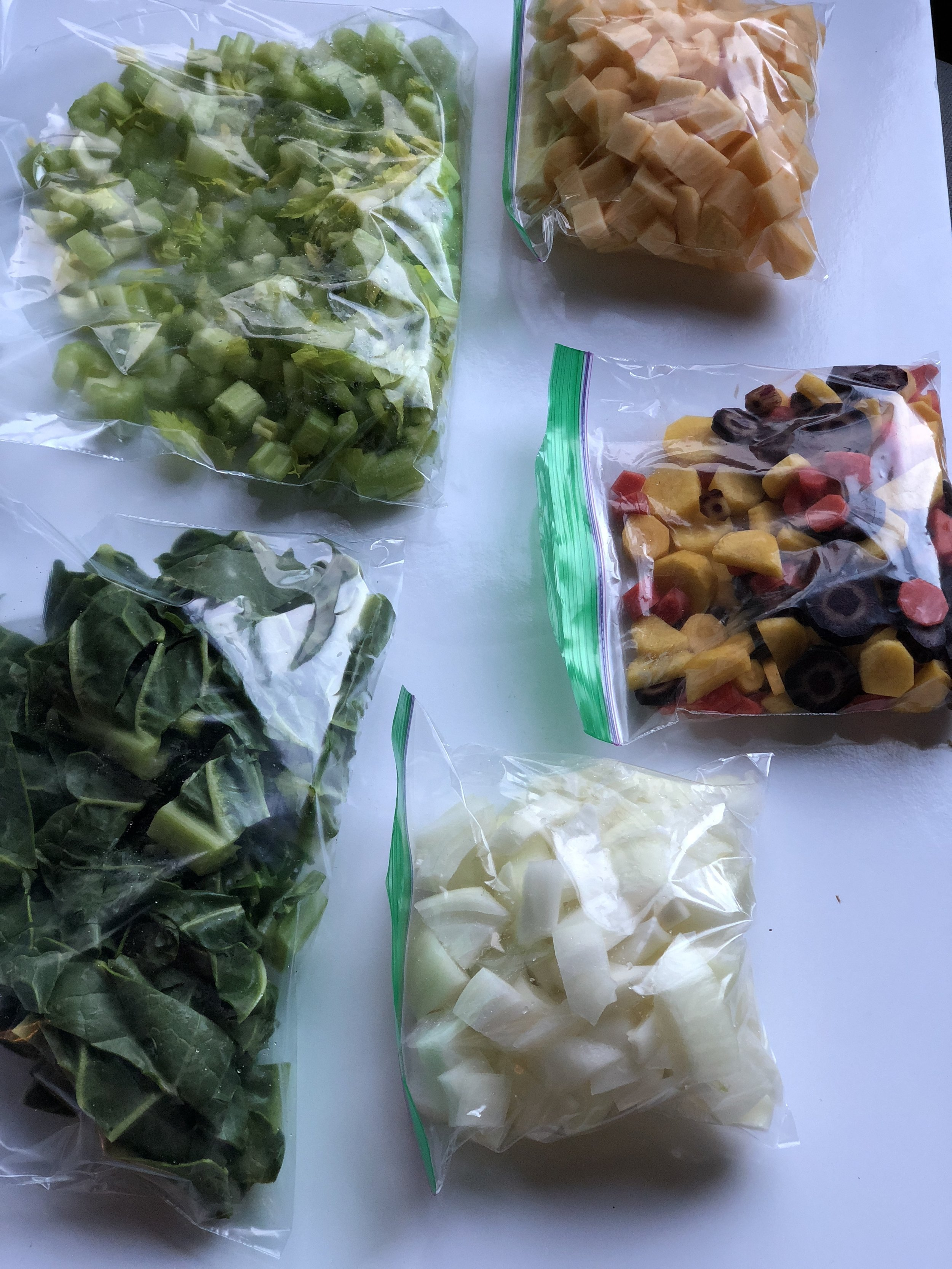 almonds and asana pasta e fagioli prep.JPG