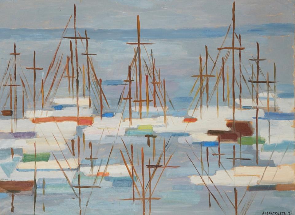 Composition aux bateaux