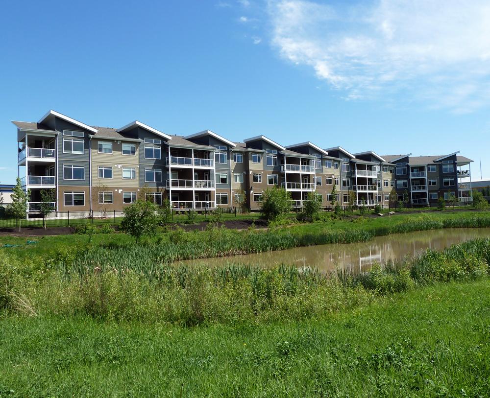 Optima Condominiums, Edmonton AB