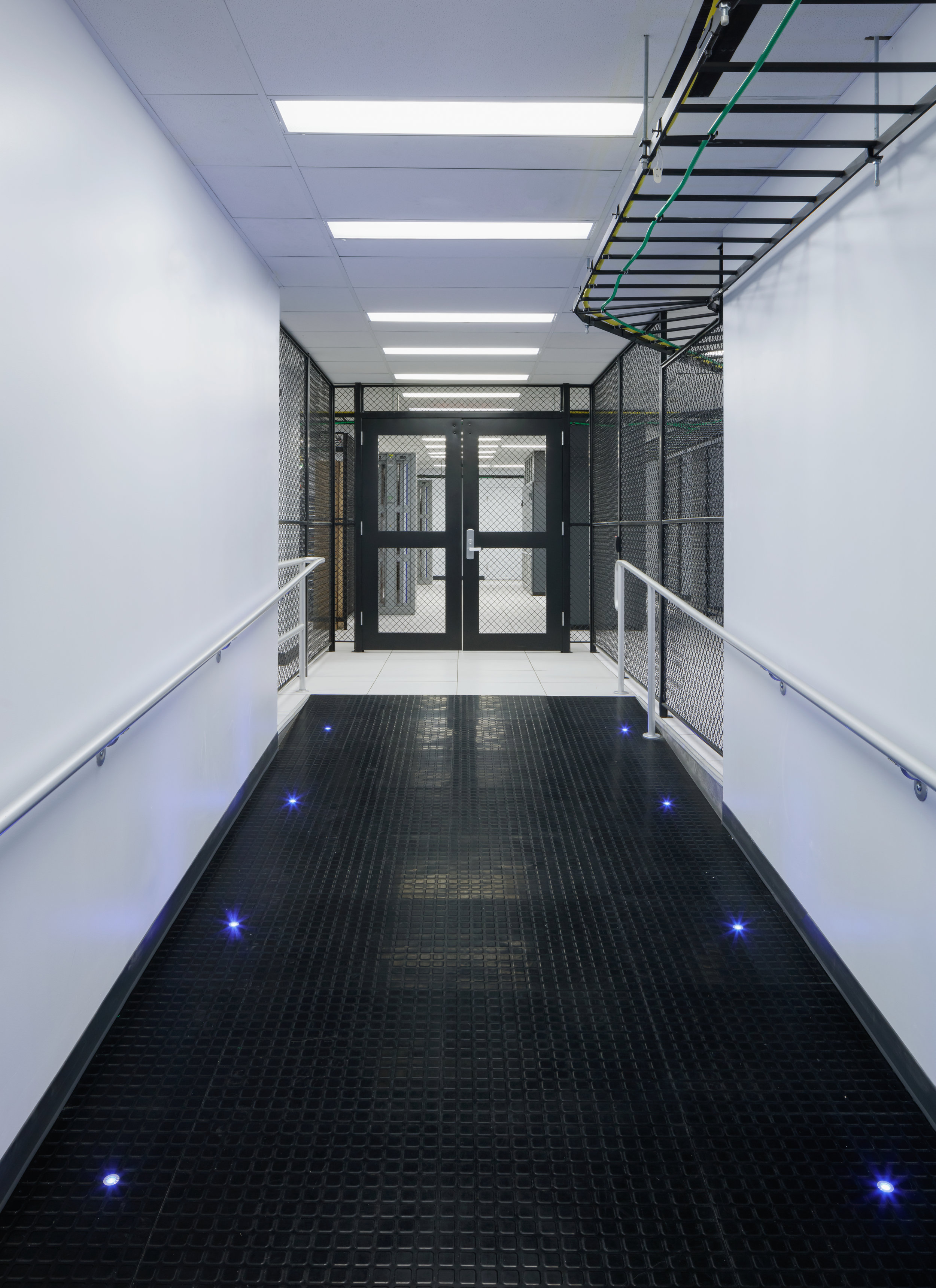 MMR Secure Entrance