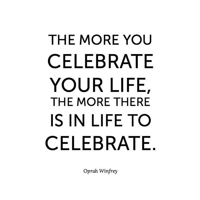 CELEBRATE! 🍾 . . . . . #celebrate #party #partyplanner #eventplanning #birthday #weddings #instainspo #oprah #oprahquotes #celebratelife #partytime #events #bostonevents #details #detailsforyou #startup #planning