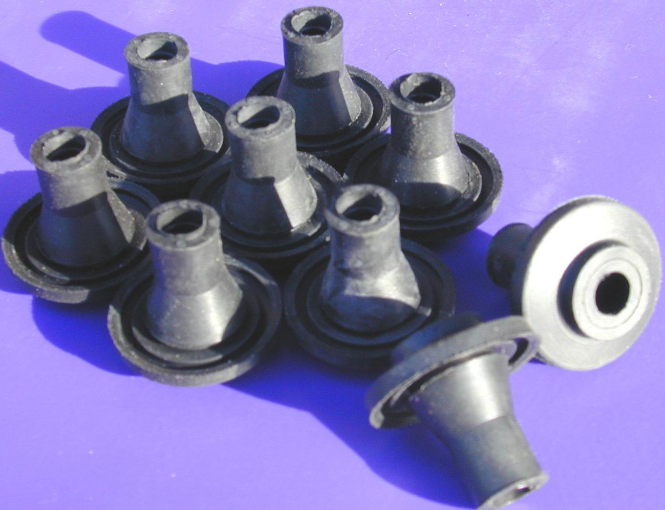 Custom Molded Rubber Grommet