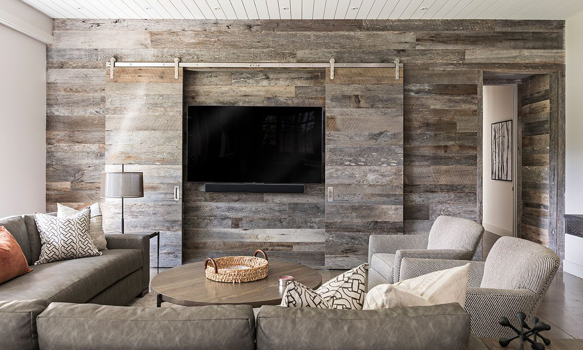 Fireplaces & Entertainment Systems -