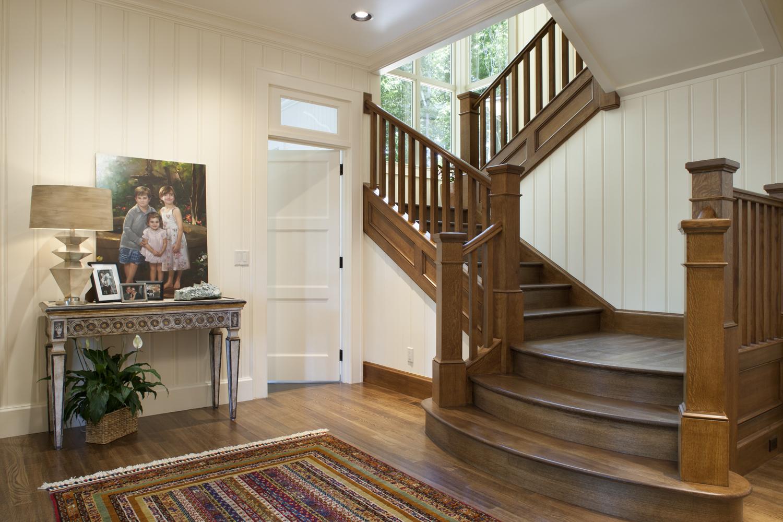 Stairs & Railings -