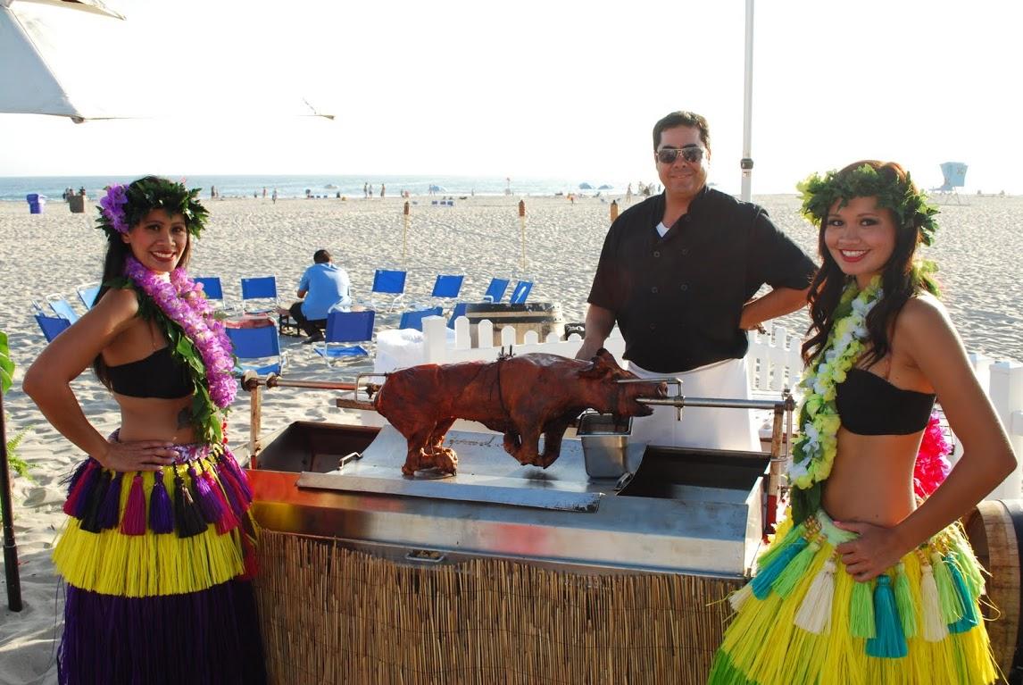 Hawaiian Menus -
