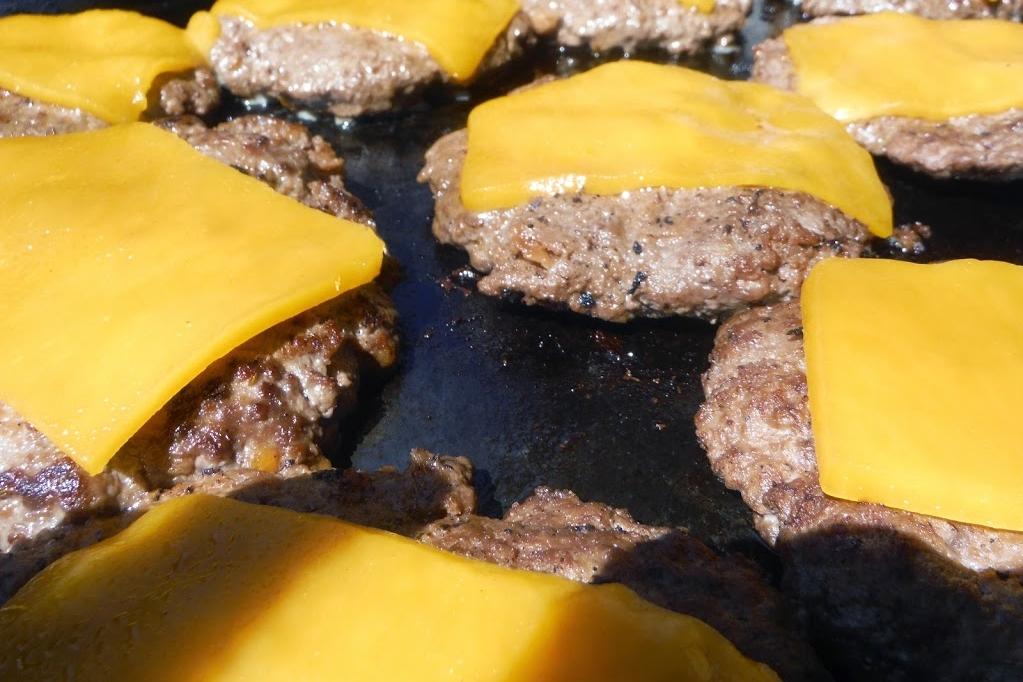 Hamburgers and Hot Dogs Menu -