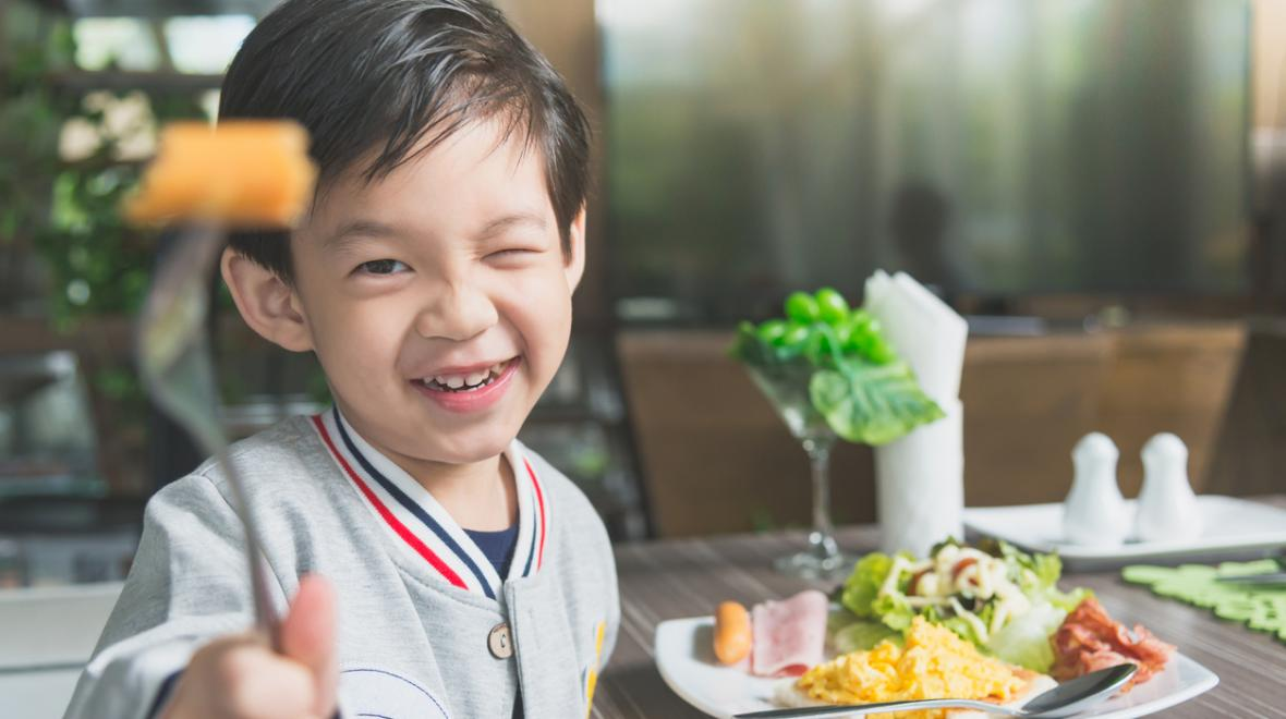 Blended: Picky Eaters and the No-Thank-You Bite