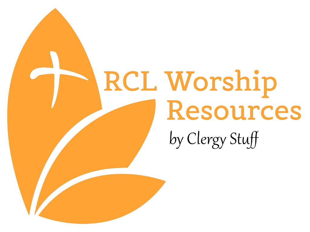 RCL Worship Resources  Orange TM Logo