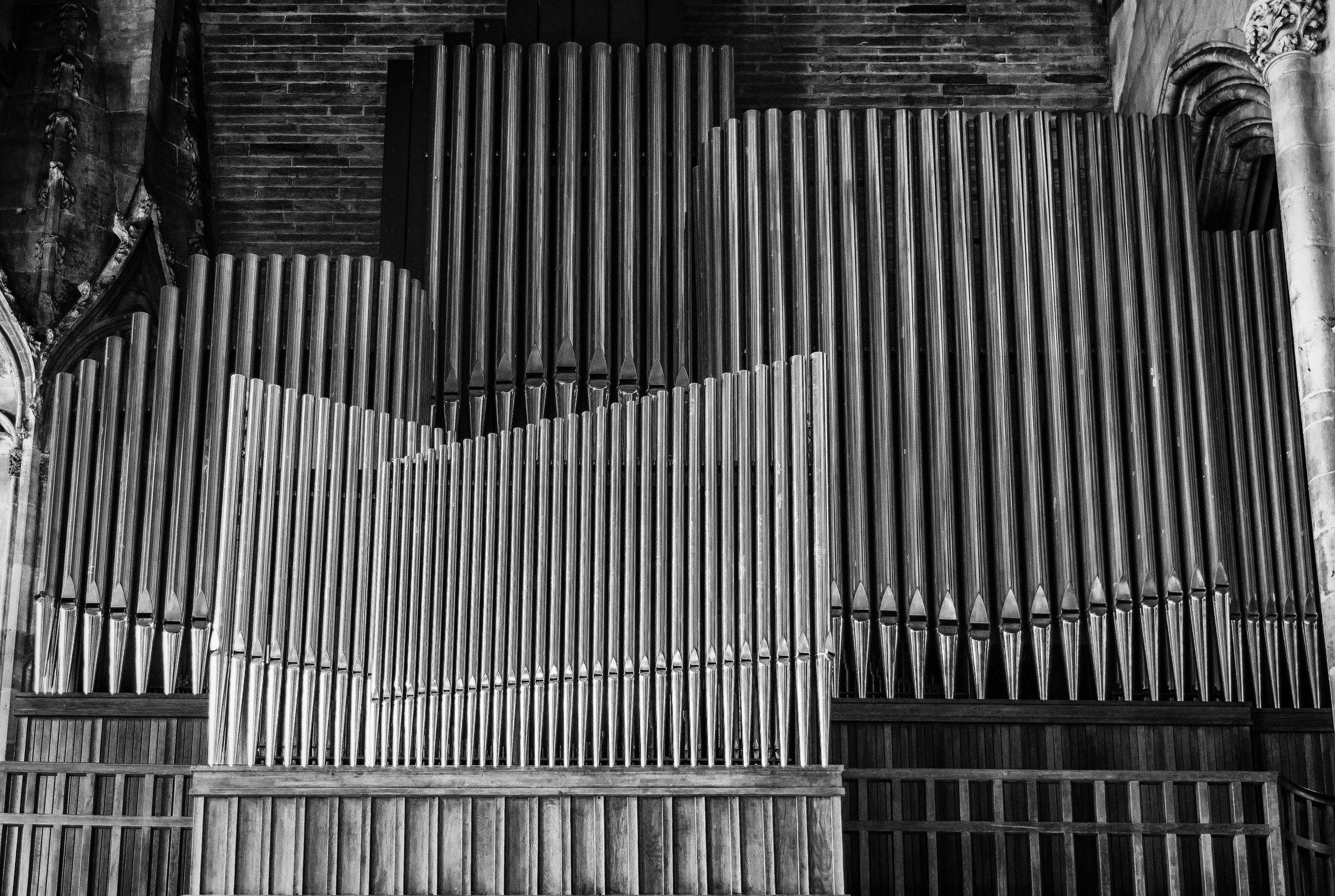 Pipe Organ Church