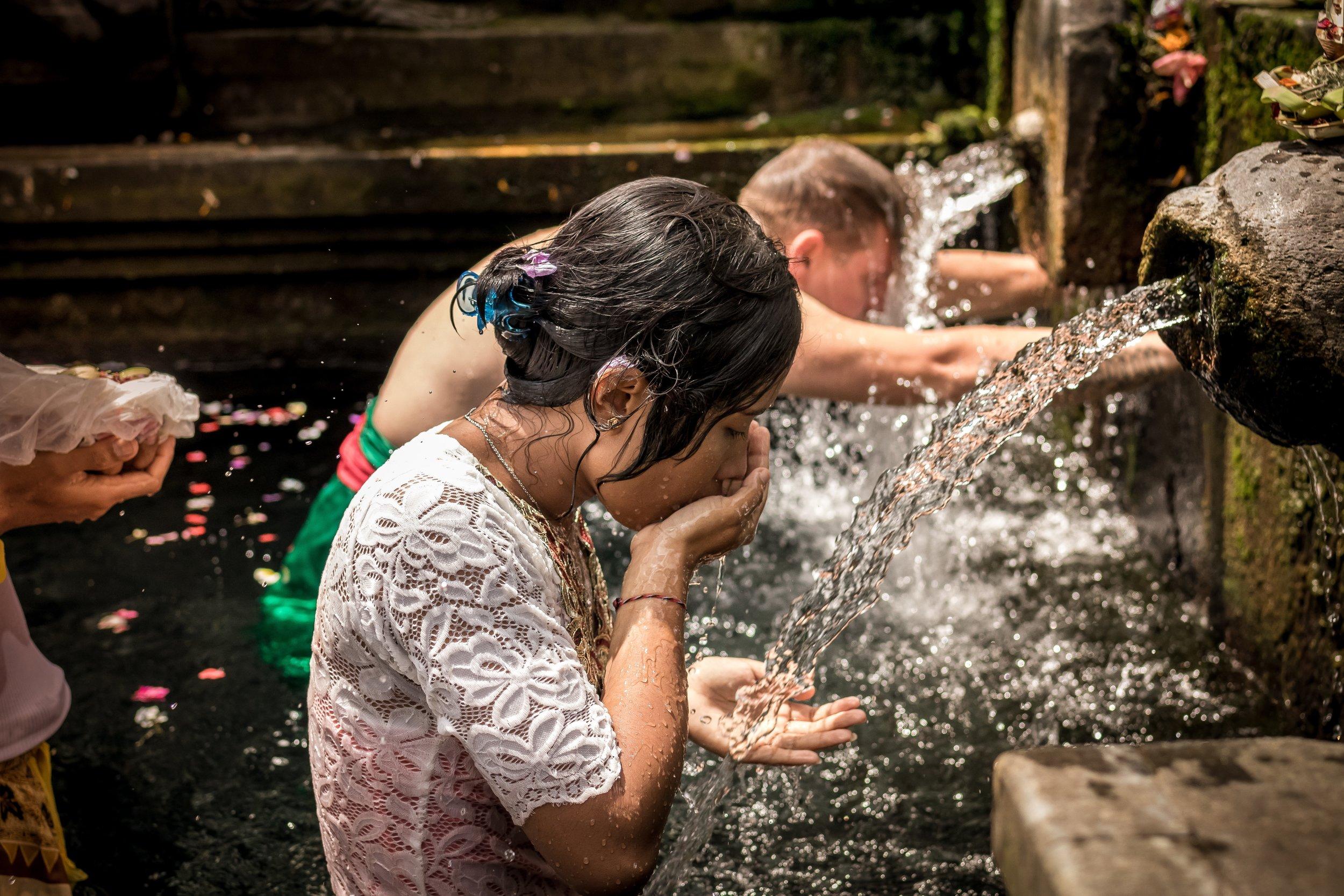 Washing Worship