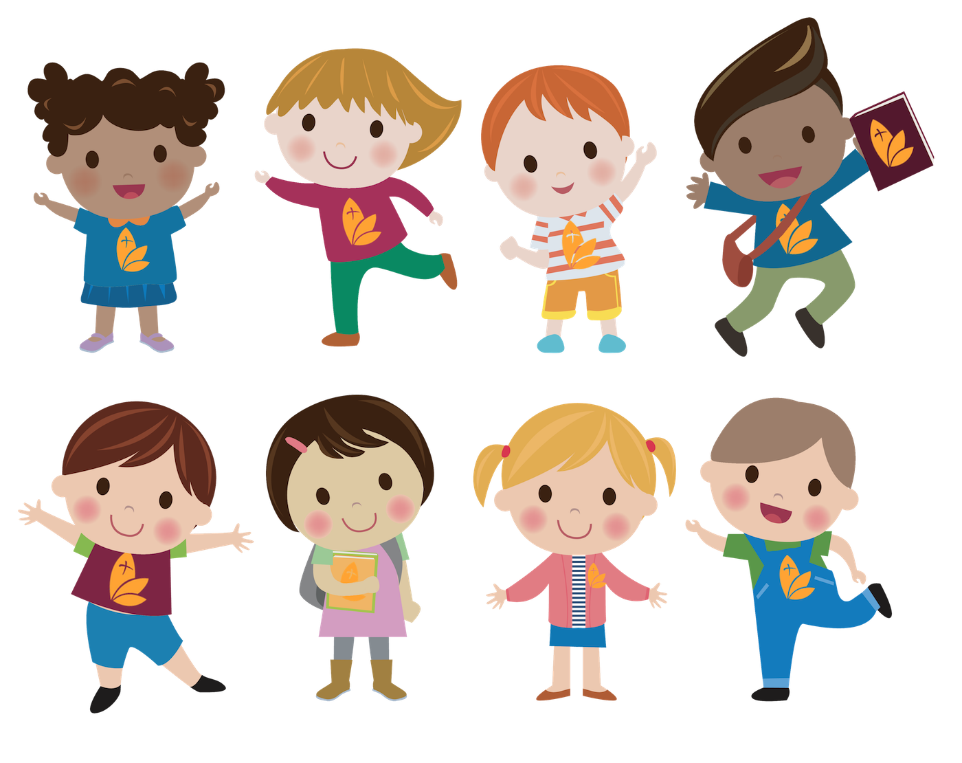 RCL Worship Resources For Kids Characters (Creativity Article)