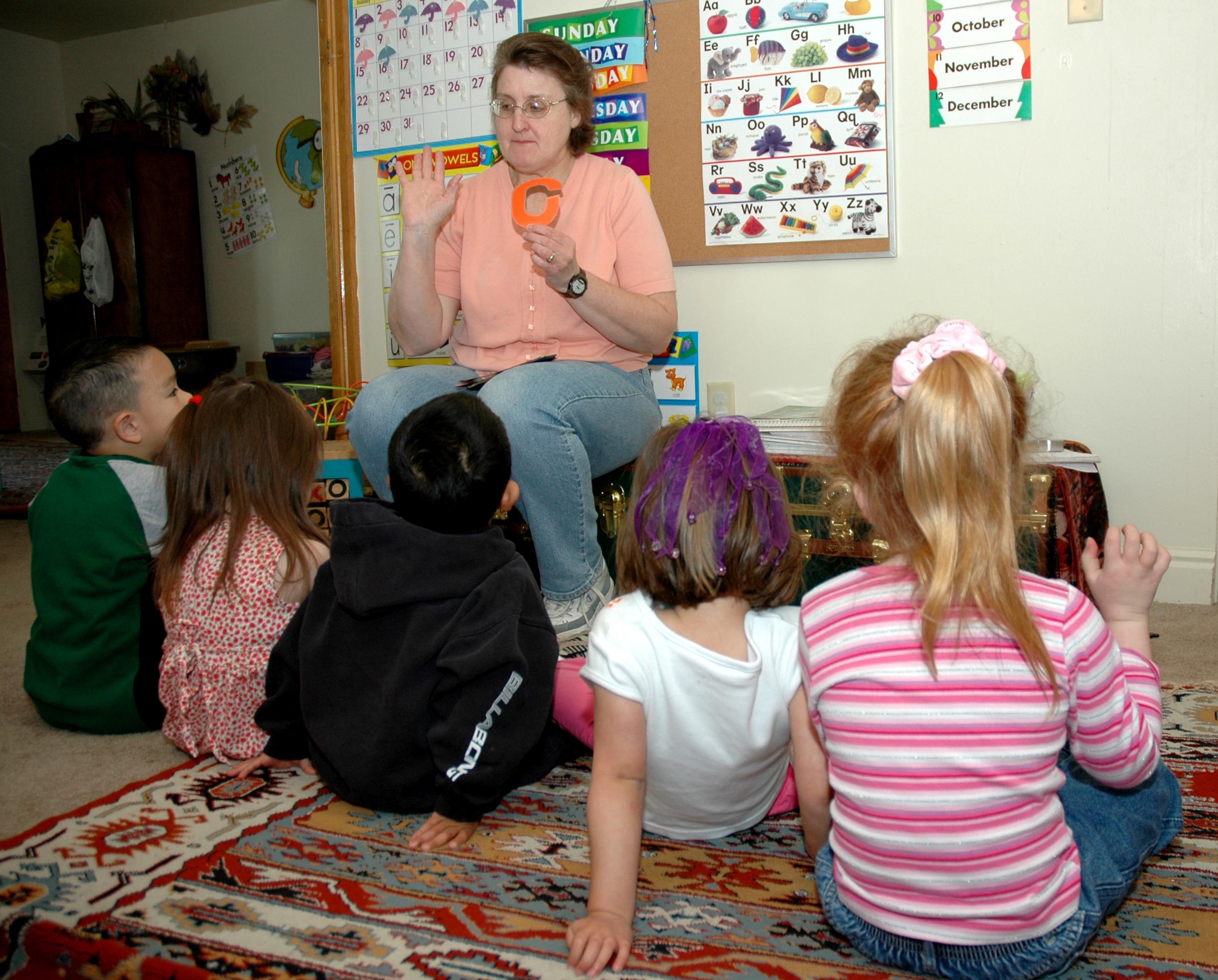 Caring Teacher