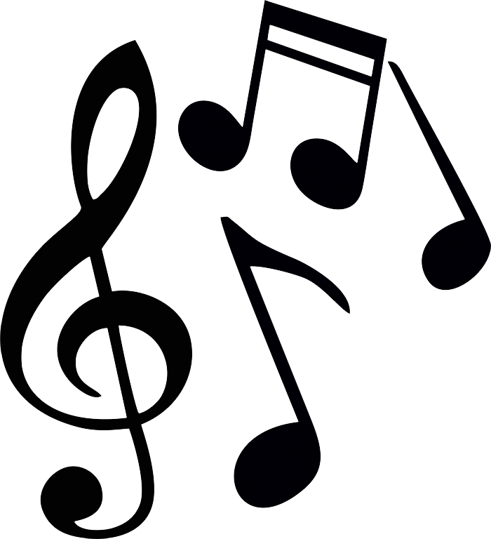 Musical Notes (cco PNG)