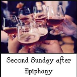 2nd Epiphany 2019