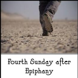 4th Epiphany 2019