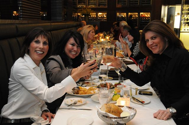 Ladies Night Out? We've got you covered. From our signature cocktails to our aged, prime steaks our exceptional menu will make your night one to remember! #ShanahansSteakhouse #Steak #Fish #Cocktails #DenverSteakhouse
