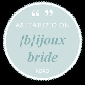 Bijoux Bride