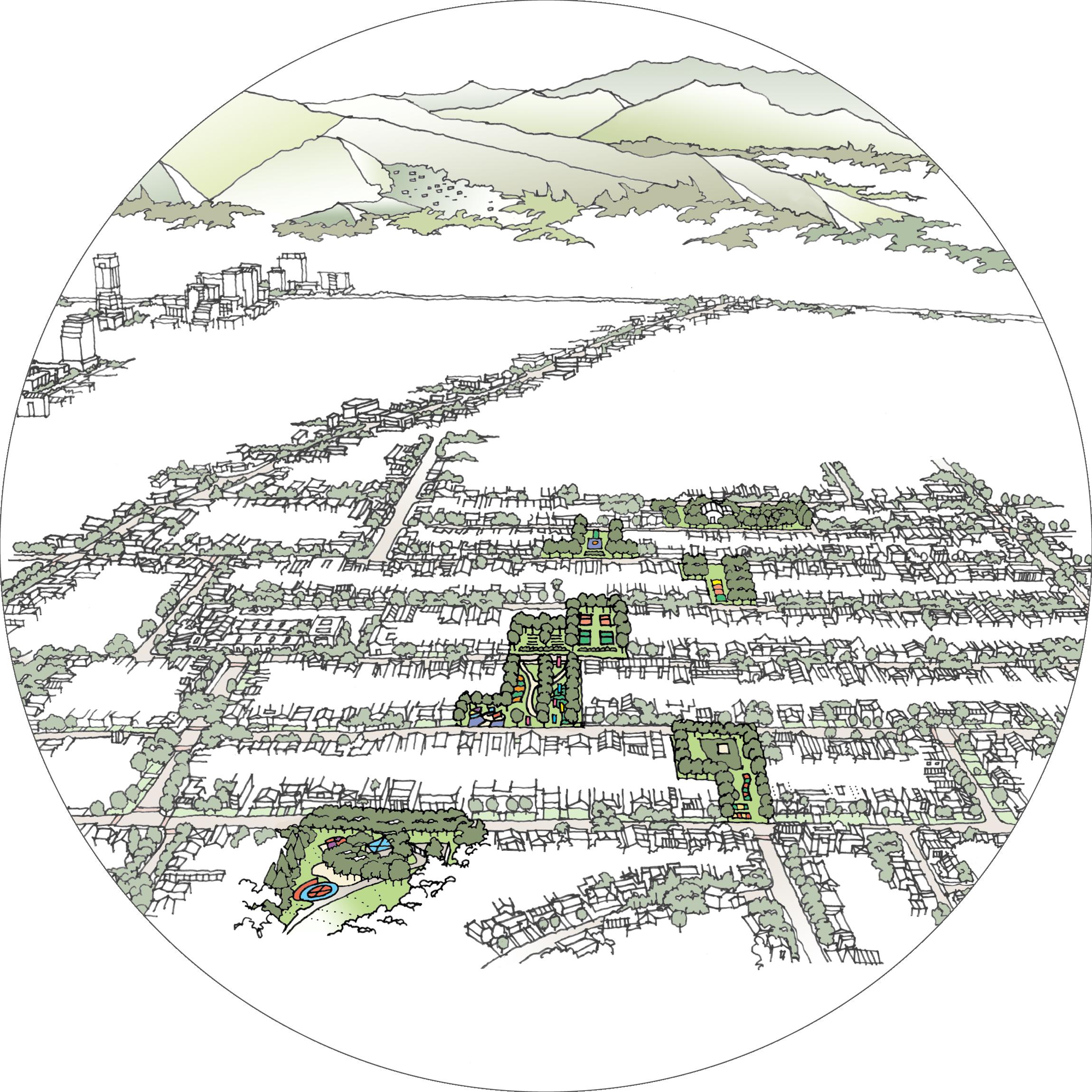 City of Glendale Plans