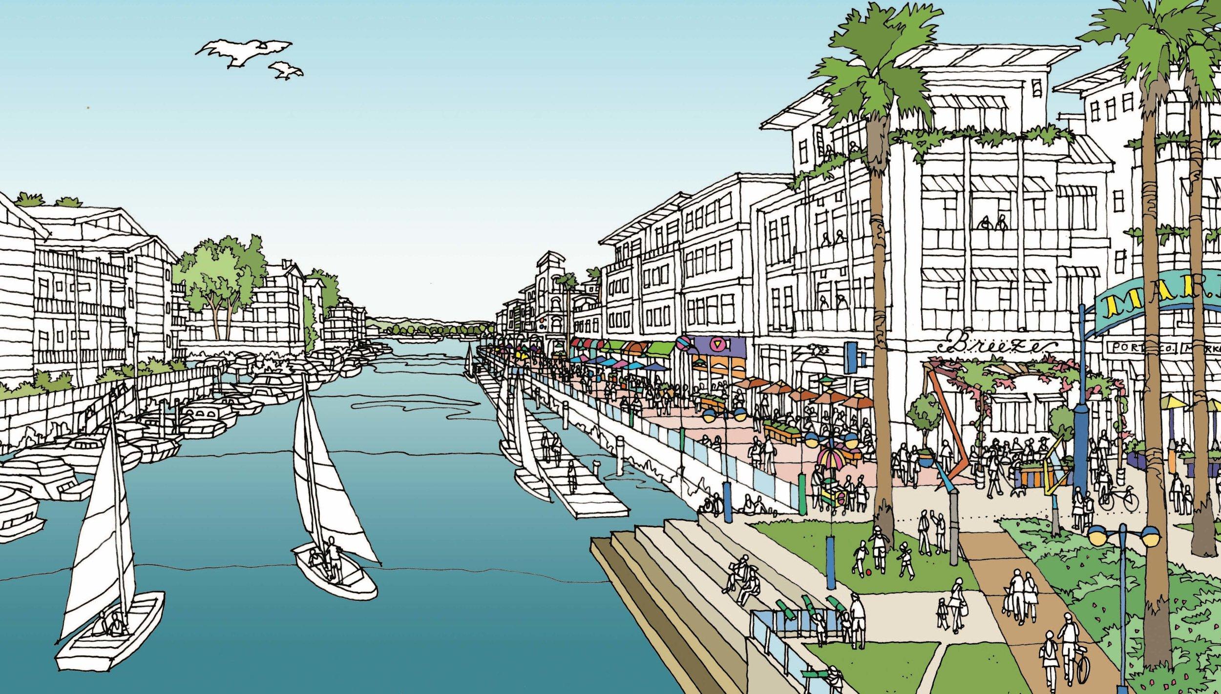 SEADIP_Waterway Promenade View_After.jpg