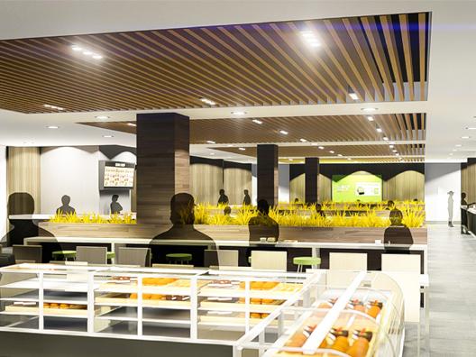 ....Food Court..美食广场....