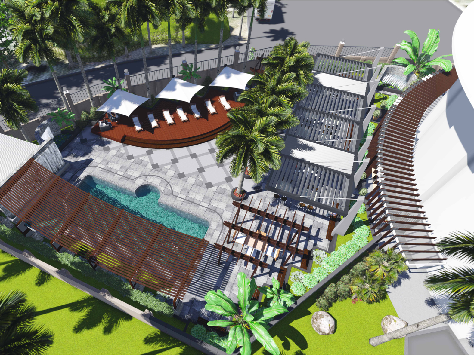 ....PNG Parliament Development..巴布亚新几内亚议会大楼扩建....