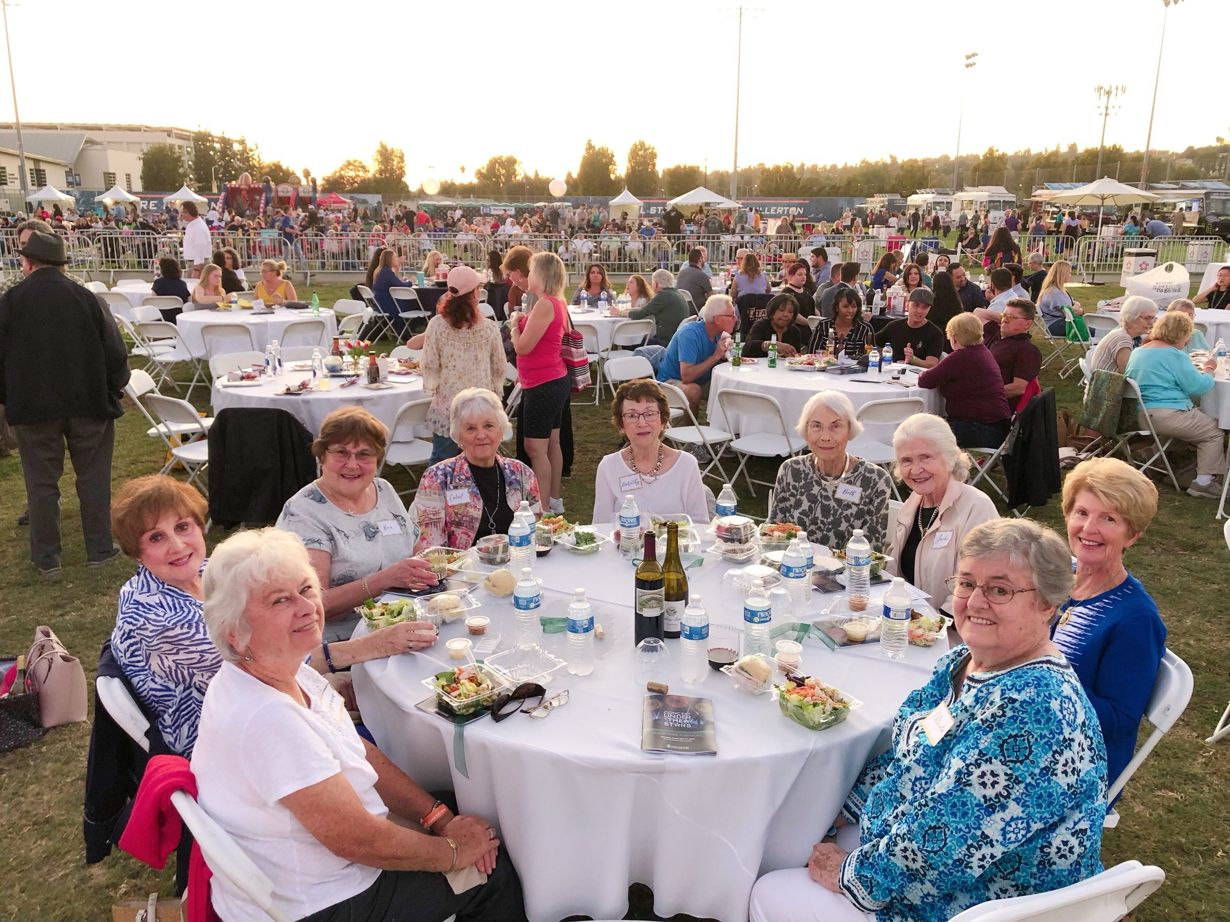 A few of our guests from this year's Ladies Night Out. Take a look at our Facebook page for more photos.