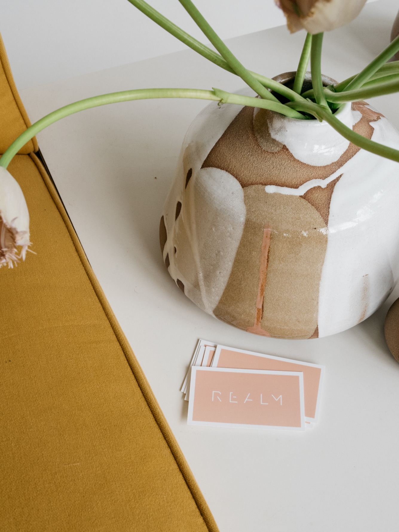 Ceramics by  Mortar & Stone