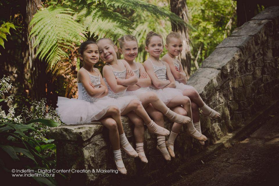 4.5-5.5 years - Beginner Ballet