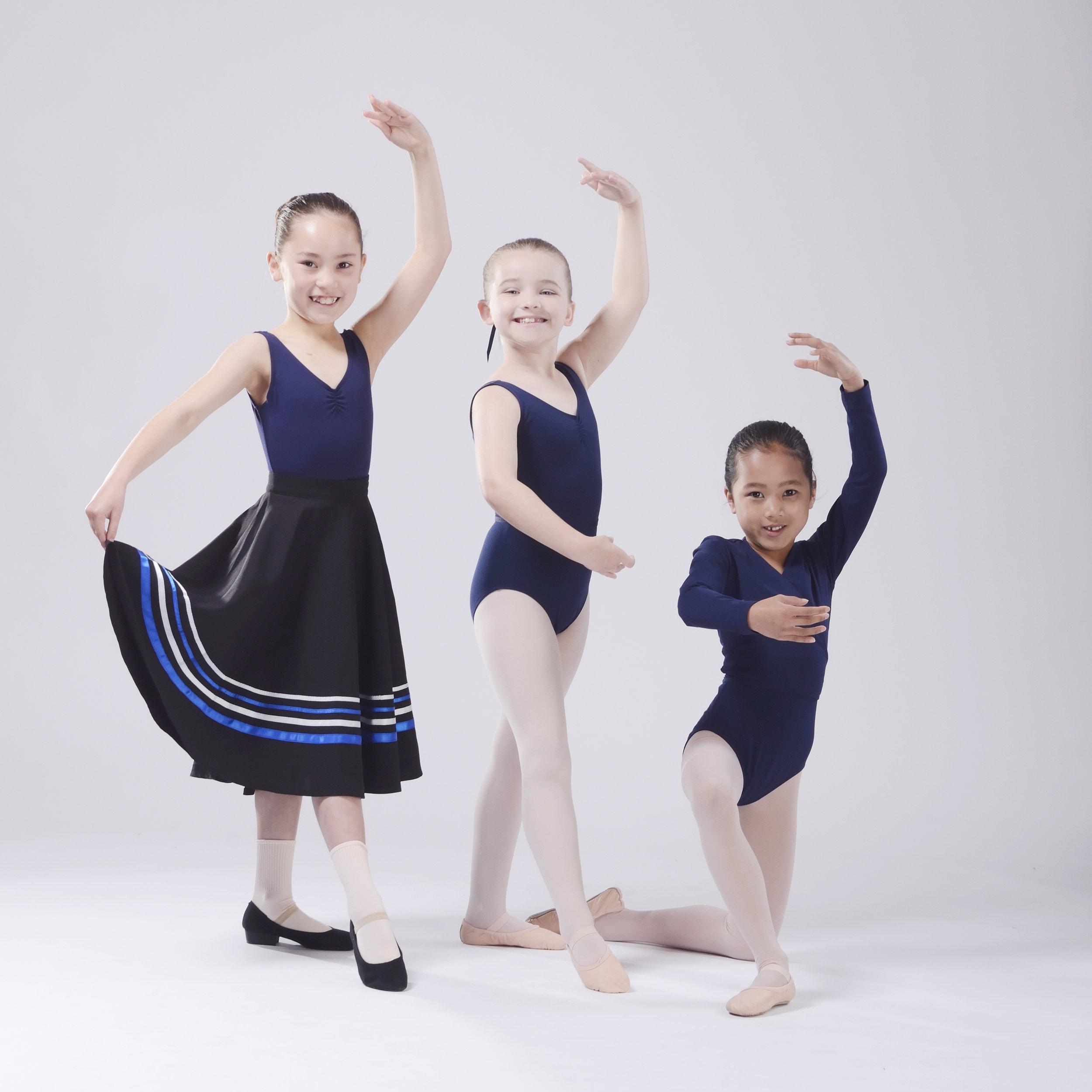 Limelight Grade 2-3 Ballet Uniform