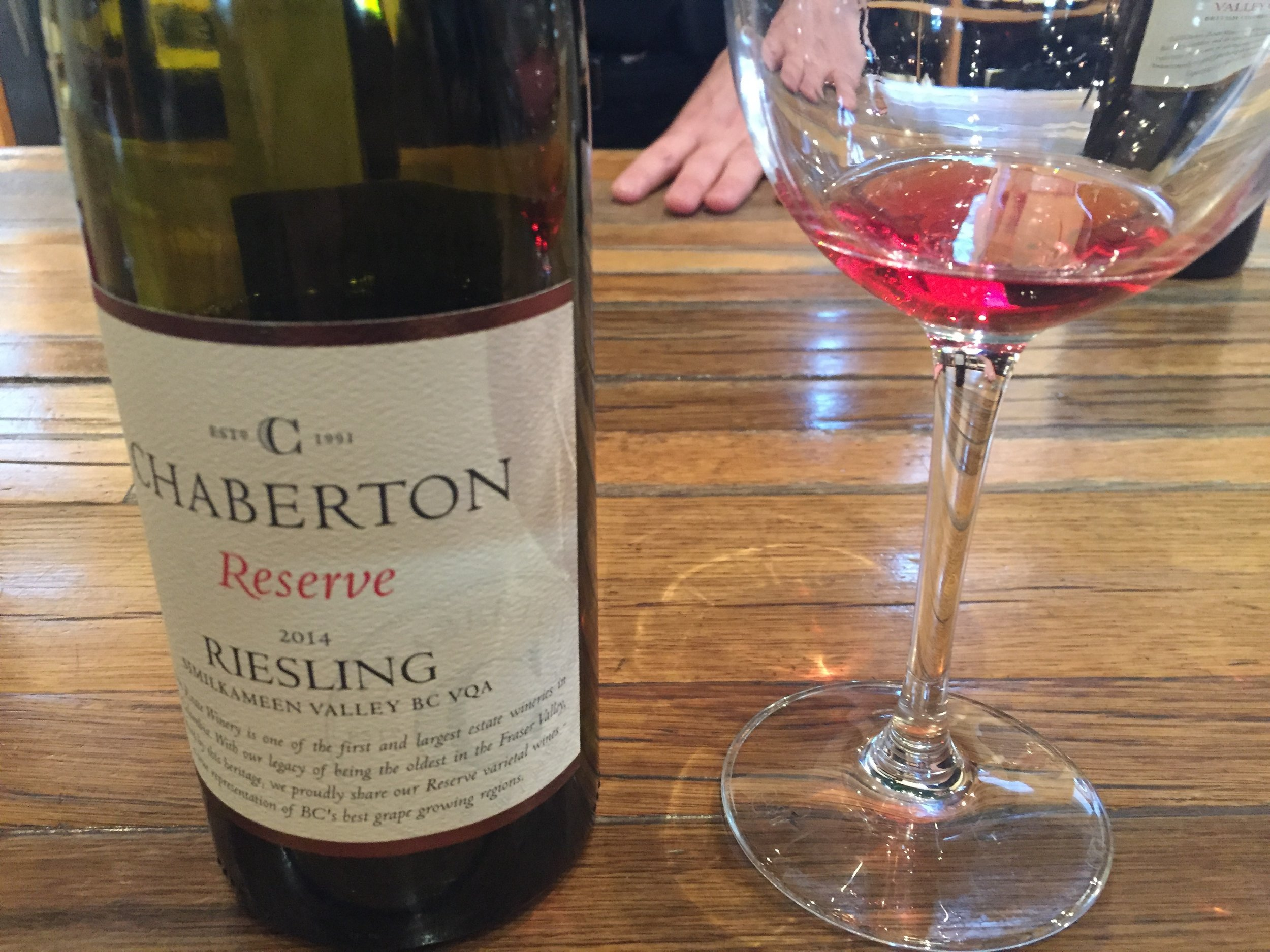 Chaberton Winery