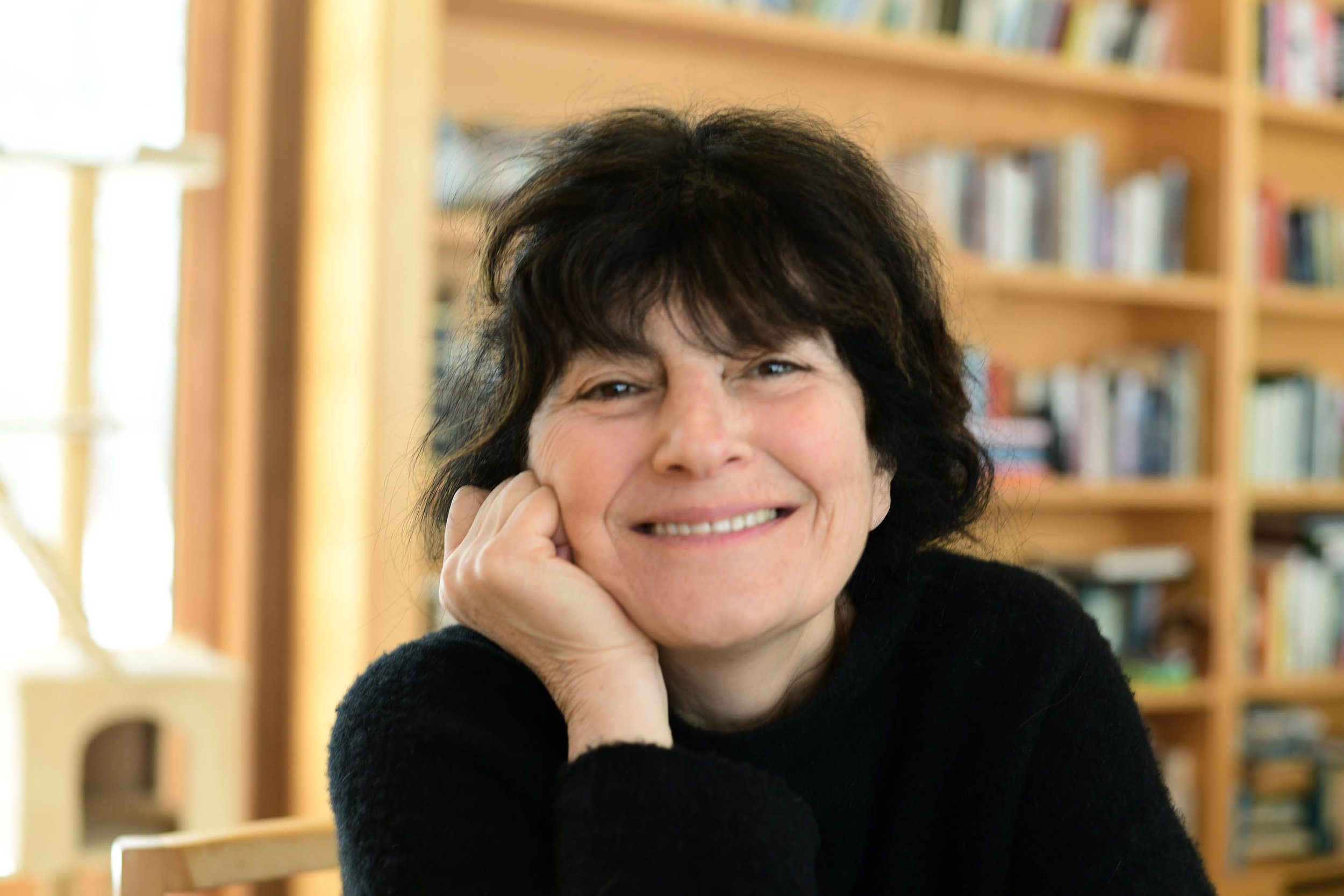 """""""Cookbooks are inspirational. If you're going to give a dinner party, you lie in bed at night and … start flipping through cookbooks looking for ideas."""" - – RUTH REICHL"""