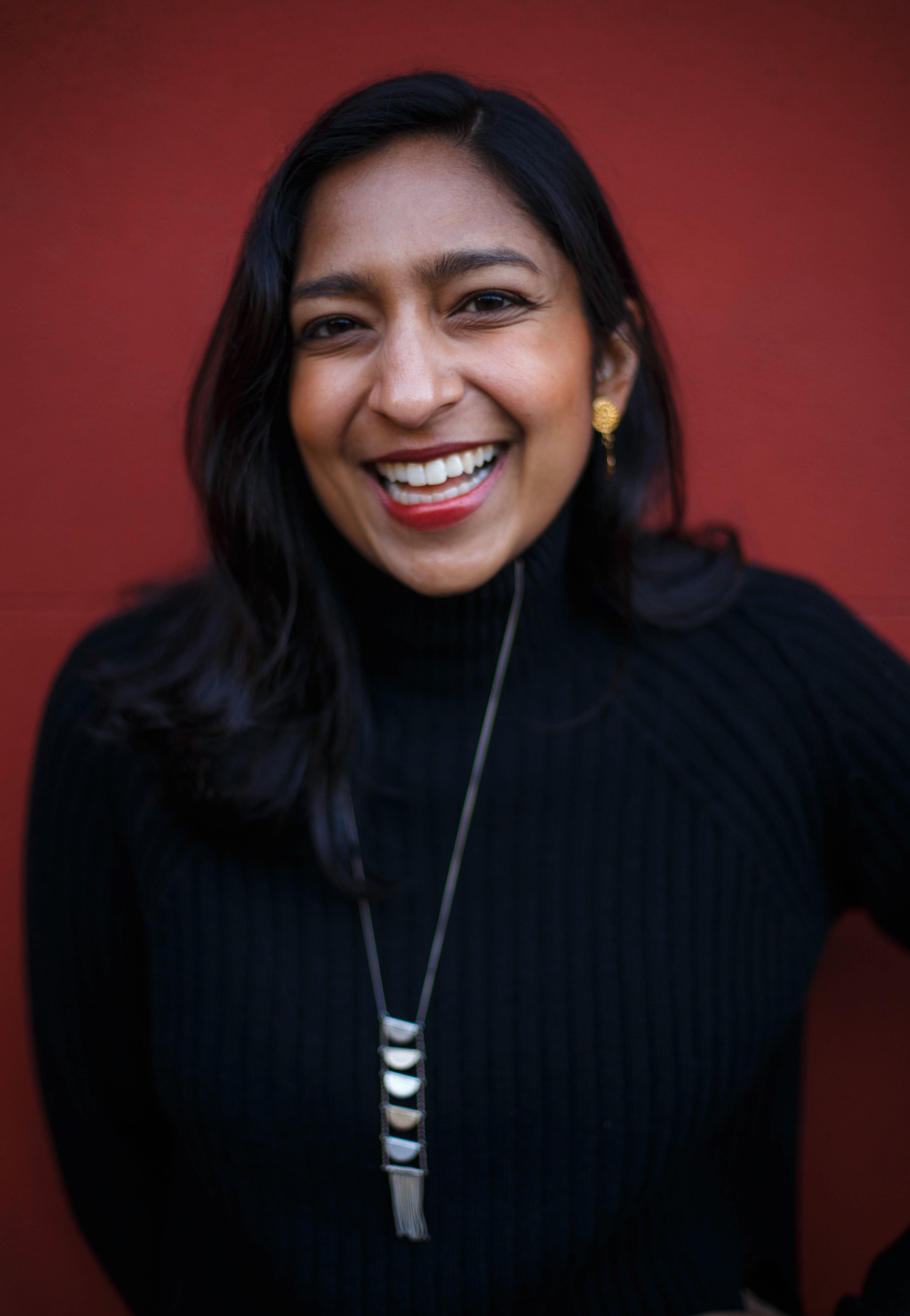 """""""It's so, so exciting to see all of these awesome Indian-American cookbooks coming out. It's not just these dishes that adhere strictly to what is being prepared in India—but it changes and evolves when it comes to the U.S."""" - – Priya Krishna"""