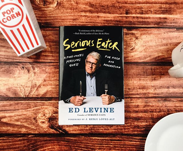 🚨 GIVEAWAY ALERT 🚨 ⁣⁣⁣⁣⁣⁣ ⁣⁣⁣⁣⁣⁣⁣⁣ ⁣⁣Loved our live show this week with the Stars of Serious Eats and want to win a copy of Ed Levine's memoir, Serious Eater, with recipes from J. Kenji López-Alt and Stella Parks?⁣⁣⁣⁣⁣⁣ ⁣⁣⁣⁣⁣⁣⁣⁣ ⁣⁣Here's how to enter this Salt + Spine giveaway:⁣⁣⁣⁣⁣⁣ ⁣⁣➡️ Make sure you're following @saltandspine and @seriouseats⁣⁣⁣ ⁣⁣➡️ Tag a friend who loves cookbooks!⁣⁣⁣⁣⁣⁣ ⁣⁣⁣⁣⁣⁣⁣⁣ ⁣⁣Winner will be selected Monday, July 30 and notified via Instagram.⁣⁣⁣ #TalkCookbooks ⁣⁣⁣⁣⁣⁣⁣⁣ ⁣⁣⁣⁣⁣⁣⁣⁣ ⁣⁣__________________⁣⁣⁣⁣⁣⁣ ⁣⁣📷: photo #repost from @portfolio_books