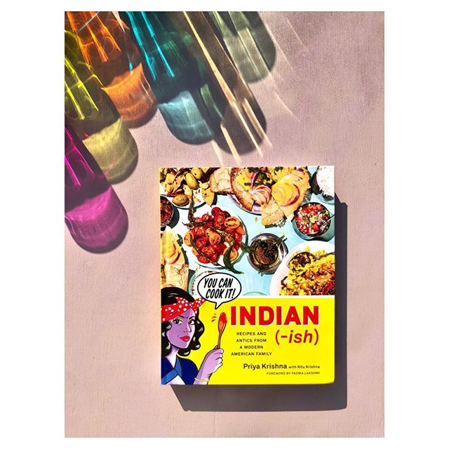 🚨 GIVEAWAY ALERT 🚨 ⁣⁣⁣ ⁣⁣⁣⁣ ⁣Loved our interview with @pkgourmet and want to win a copy of her cookbook, Indian-ish?⁣⁣⁣ ⁣⁣⁣⁣ ⁣Here's how to enter this @saltandspine giveaway:⁣⁣⁣ ⁣➡️ Make sure you're following @saltandspine and @pkgourmet⁣⁣⁣ ⁣➡️ Tag a friend who loves cookbooks!⁣⁣⁣ ⁣⁣⁣⁣ ⁣Winner will be selected Monday, July 23 and notified via Instagram.⁣⁣⁣ #TalkCookbooks ⁣⁣⁣⁣⁣ ⁣⁣⁣⁣ ⁣__________________⁣⁣⁣ ⁣📷: photo #repost from @mackannecheese