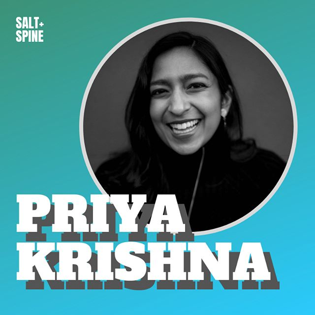 NEW EPISODE: We're back for a new season and talking with Priya Krishna (@pkgourmet) about her latest cookbook, Indian-ish.⁣⁣ ⁣⁣⁣ ⁣We sat down with Priya at our studio inside @civickitchensf to discuss this cookbook—a collaboration with her mother, Ritu—how she uses social media to bring transparency to her process, and the authors who have inspired her. ⁣⁣ ⁣⁣⁣ ⁣PLUS: We play an Indian-ish game, feature recipes for Roti Pizza and Whole Roasted Cauliflower with Green Pea Chutney, and chat with Celia Sack @omnivorebooks.⁣⁣ ⁣⁣⁣ ⁣Listen on @spotify, @applepodcasts, or your favorite app. #TalkCookbooks