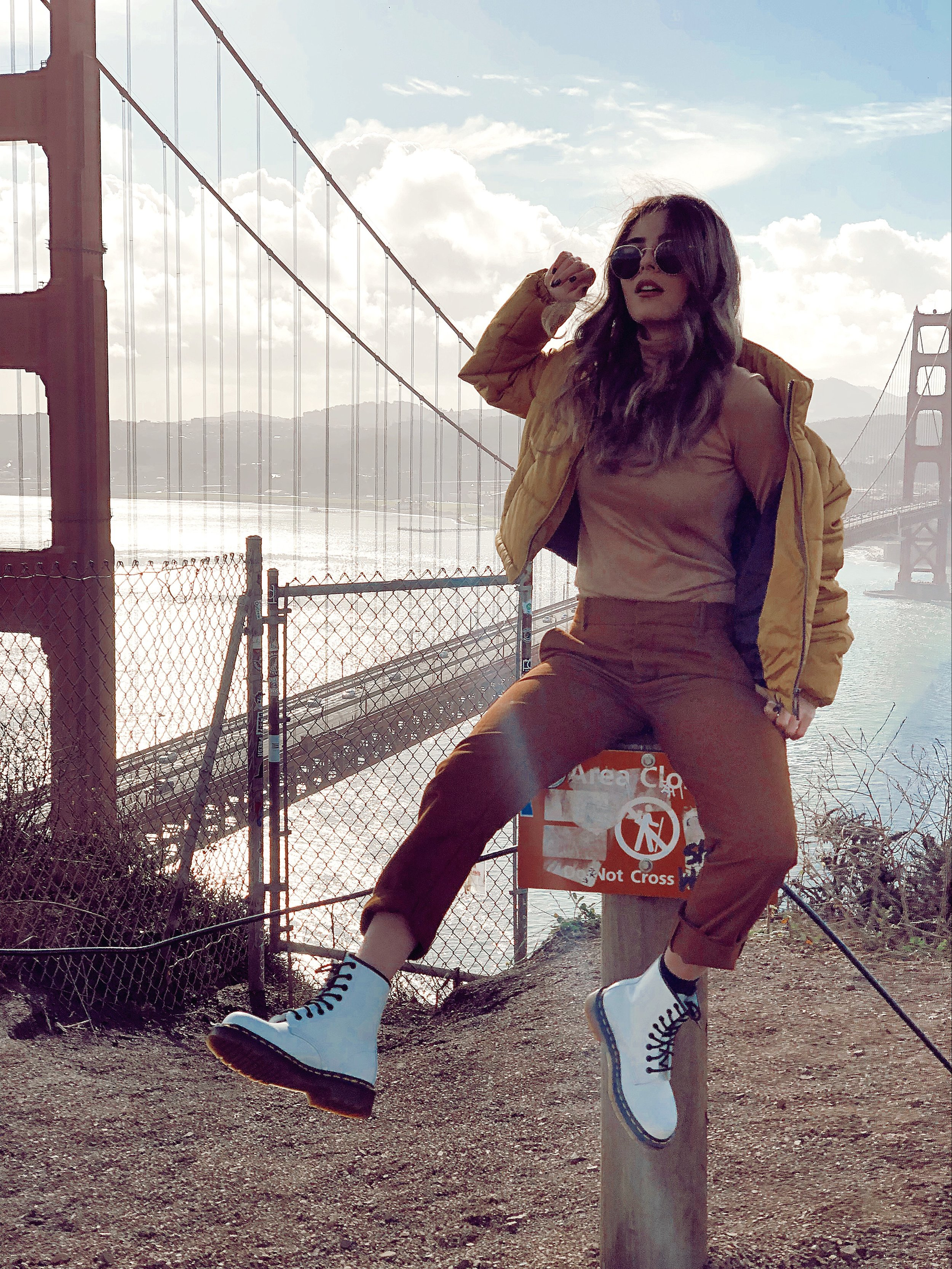 Fashion Blogger's Guide To San Francisco - I decided to put up a guide to San Francisco from a fashion blogger's stand-point and help people like me explore SF and get the most out of it on Insta!