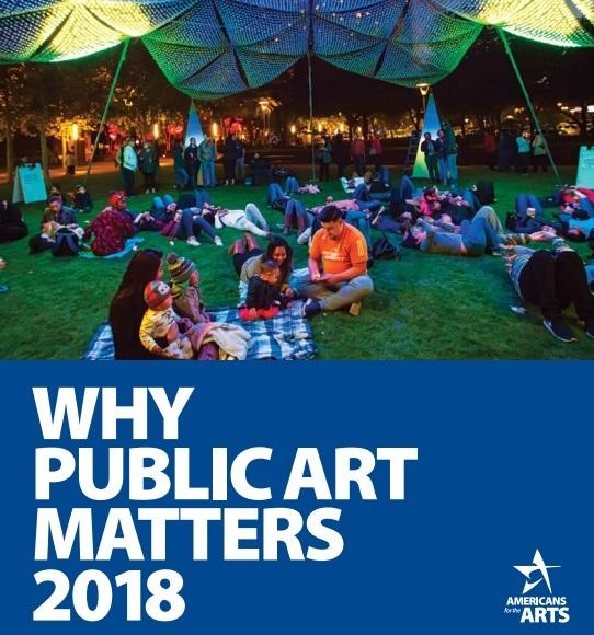 Why Public Art Matters 2018
