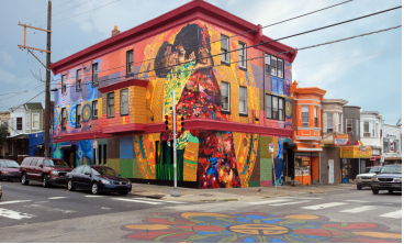 Murals Boost Business Document