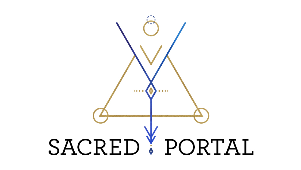 Sacred Portal - You have a vision. You know you're going to change the world. You can see it. You can feel it. But maybe you're not exactly sure how to bring it to life. How to actually make this masterpiece in your mind show up on your website, emails and social content. You want to hire a designer, but having a custom logo and brand built out isn't quite in the budget yet. It's ok.. I have the perfect solution.
