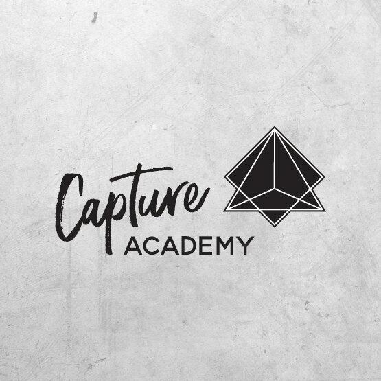 identity design + web design + course buildout