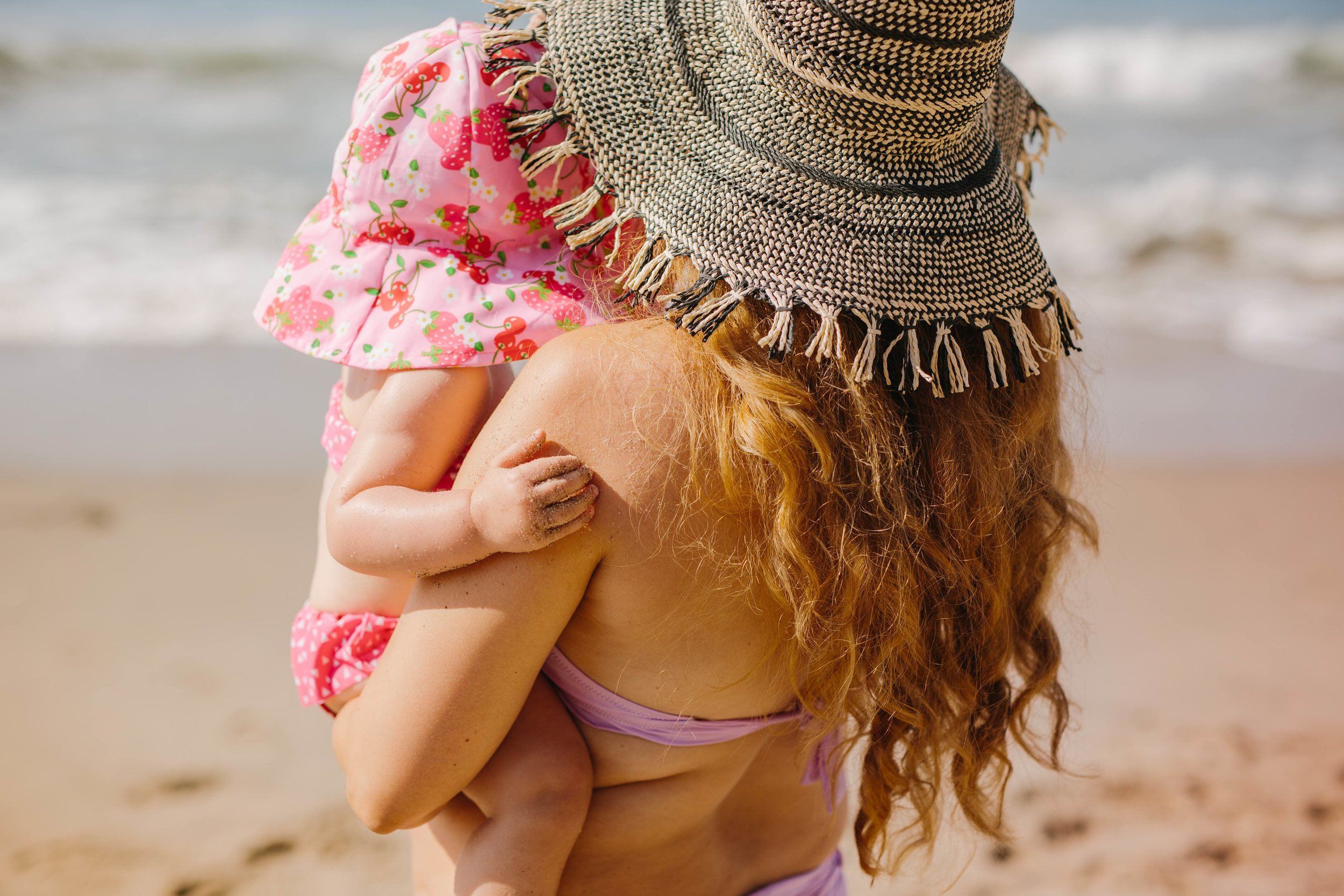 El Matador Beach Lifestyle Maternity © Abigail R Collins Photography