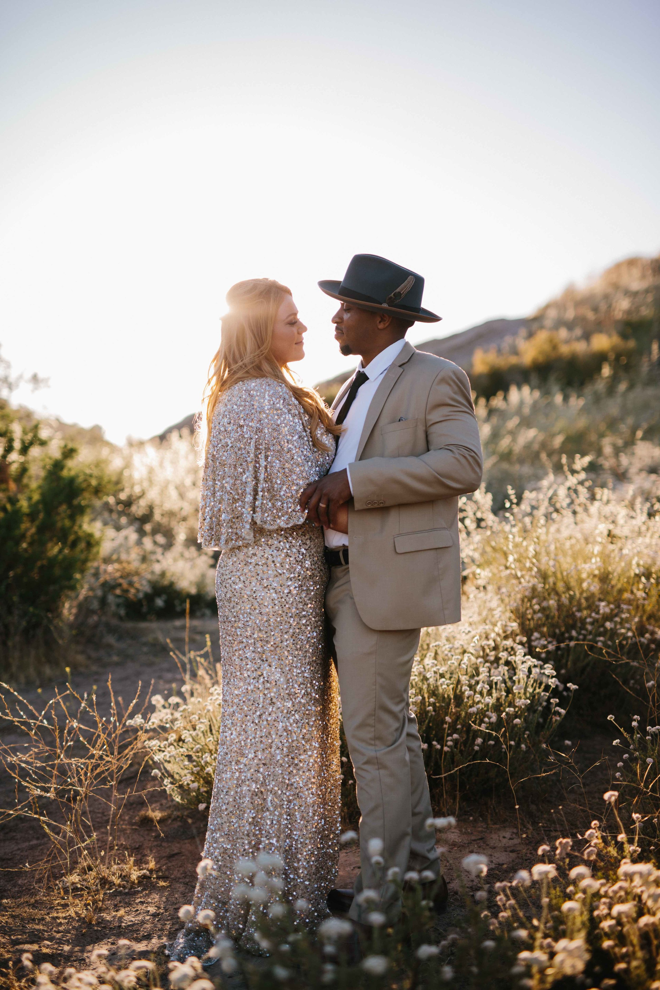 Vasquez Rocks Wedding © Abigail R Collins Photography