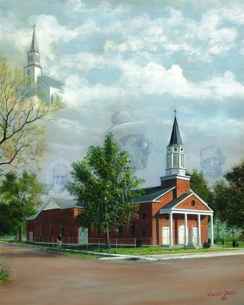 - St John Francis Regis Catholic ChurchDiocese of Lafayette, Established 1853232 Main StreetPO Box 649Arnaudville, LA 70512(337) 754-5912 Fax (337) 754-7203